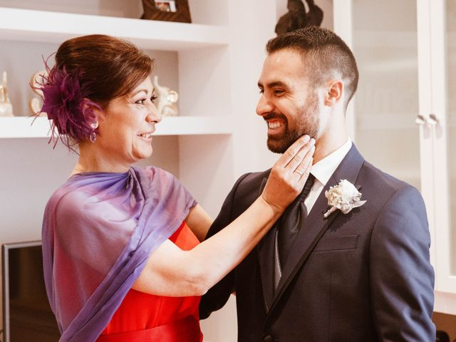 La boda de Leornado y Lidia en Mangiron, Madrid 16