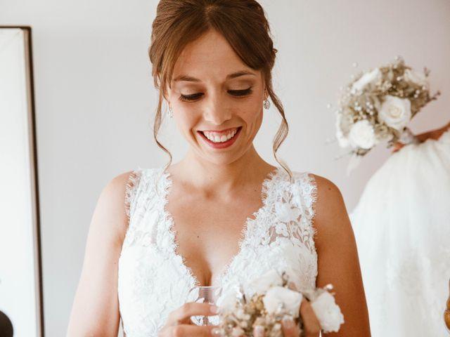 La boda de Leornado y Lidia en Mangiron, Madrid 4