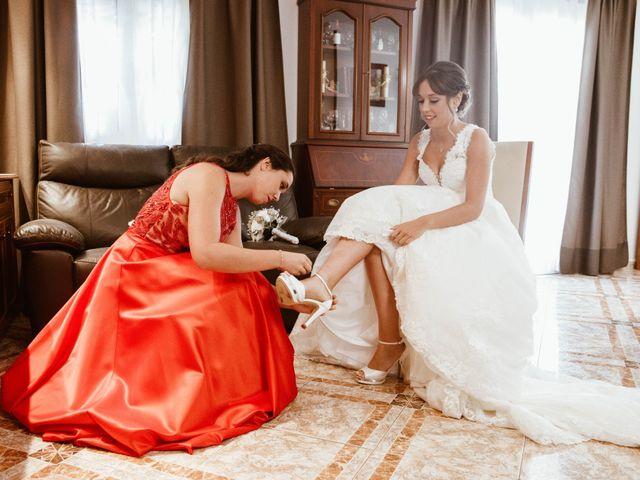 La boda de Leornado y Lidia en Mangiron, Madrid 5