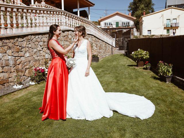 La boda de Leornado y Lidia en Mangiron, Madrid 6
