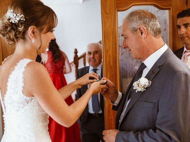 La boda de Leornado y Lidia en Mangiron, Madrid 8