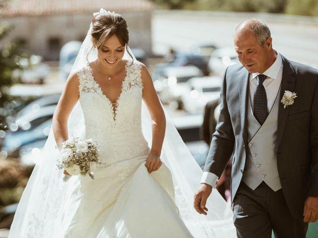 La boda de Leornado y Lidia en Mangiron, Madrid 17