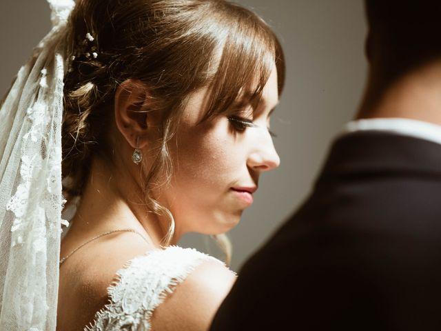 La boda de Leornado y Lidia en Mangiron, Madrid 19