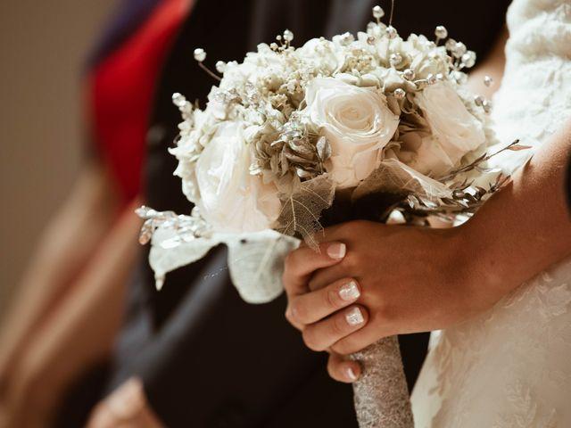 La boda de Leornado y Lidia en Mangiron, Madrid 21