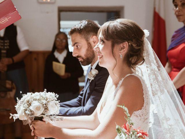 La boda de Leornado y Lidia en Mangiron, Madrid 20