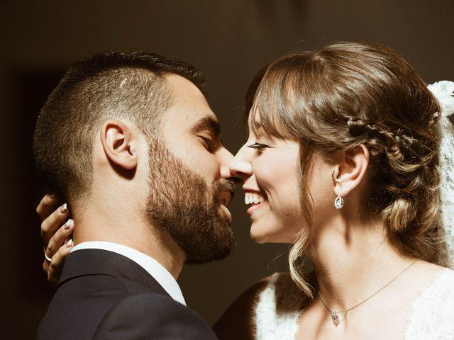 La boda de Leornado y Lidia en Mangiron, Madrid 22