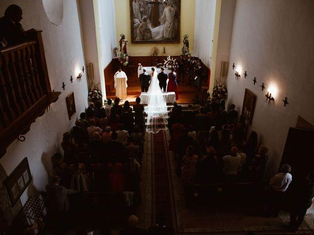 La boda de Leornado y Lidia en Mangiron, Madrid 18