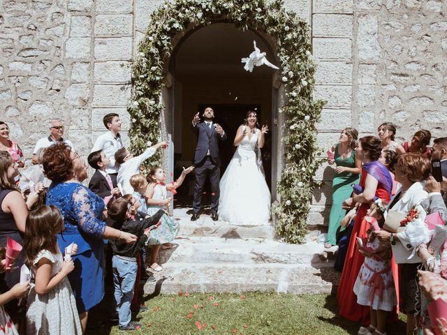 La boda de Leornado y Lidia en Mangiron, Madrid 25