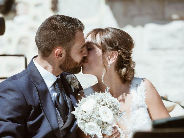 La boda de Leornado y Lidia en Mangiron, Madrid 28