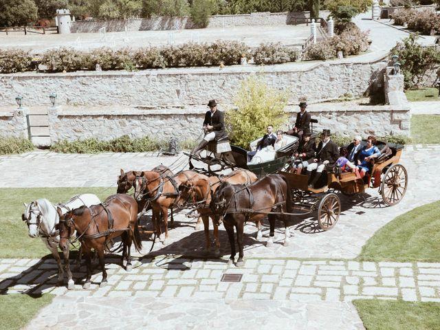 La boda de Leornado y Lidia en Mangiron, Madrid 29