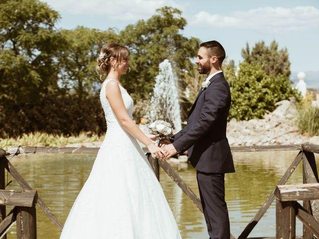 La boda de Leornado y Lidia en Mangiron, Madrid 31