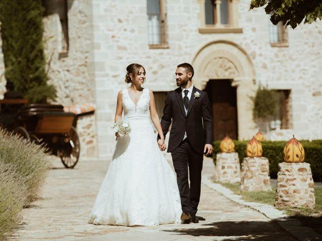La boda de Leornado y Lidia en Mangiron, Madrid 33