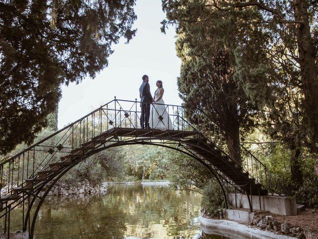 La boda de Leornado y Lidia en Mangiron, Madrid 36