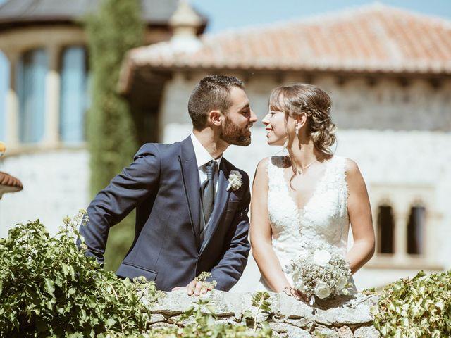 La boda de Leornado y Lidia en Mangiron, Madrid 39