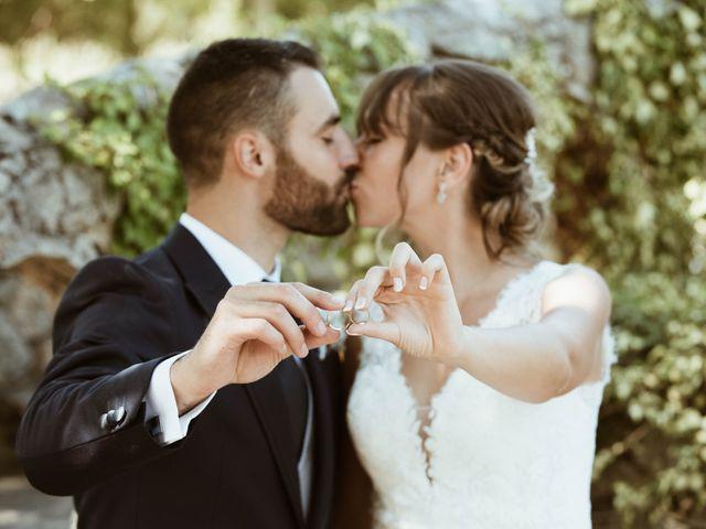 La boda de Leornado y Lidia en Mangiron, Madrid 40