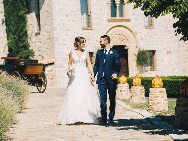 La boda de Lidia y Leornado