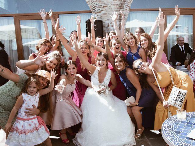 La boda de Leornado y Lidia en Mangiron, Madrid 43
