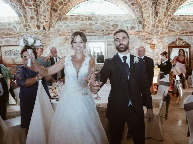 La boda de Leornado y Lidia en Mangiron, Madrid 47