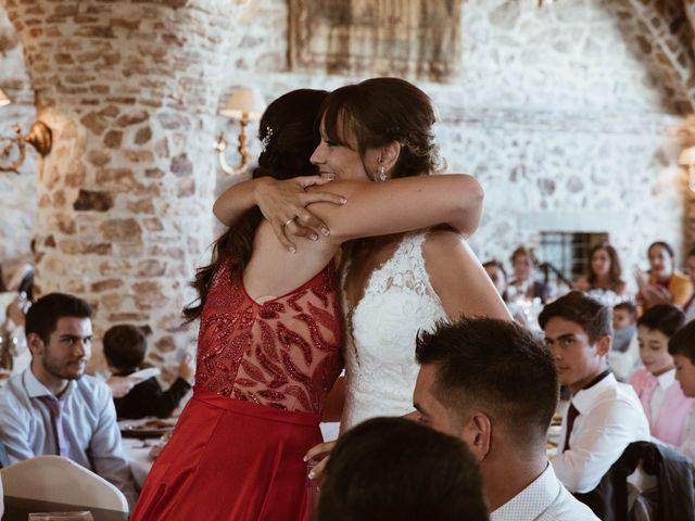 La boda de Leornado y Lidia en Mangiron, Madrid 49