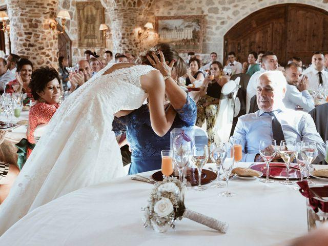 La boda de Leornado y Lidia en Mangiron, Madrid 50
