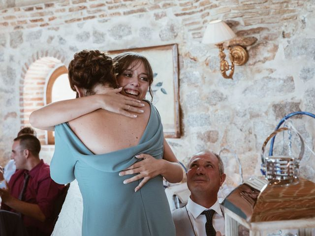La boda de Leornado y Lidia en Mangiron, Madrid 52
