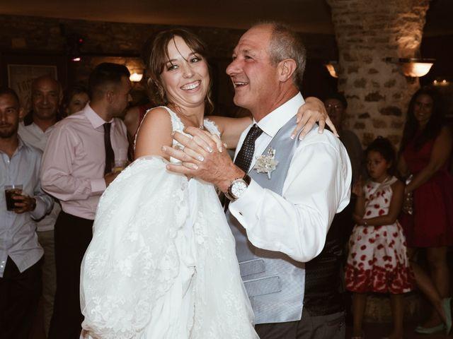 La boda de Leornado y Lidia en Mangiron, Madrid 53