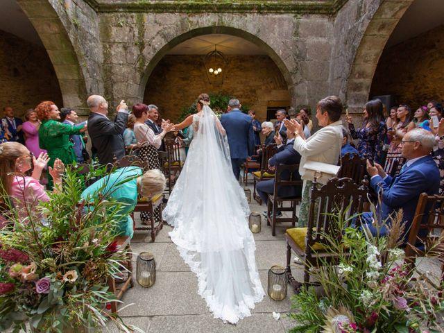 La boda de Carlos y Noelia en A Coruña, A Coruña 9