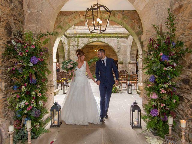 La boda de Carlos y Noelia en A Coruña, A Coruña 1
