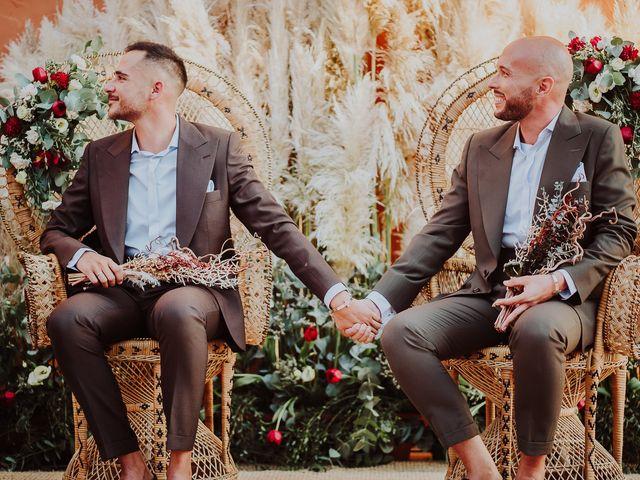 La boda de Borja y Alejandro en Santi Petri, Cádiz 10