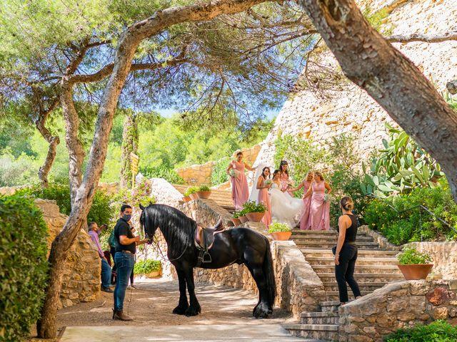 La boda de Israel y Maria en Altafulla, Tarragona 11