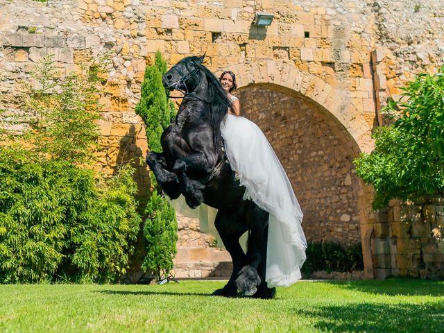 La boda de Israel y Maria en Altafulla, Tarragona 1