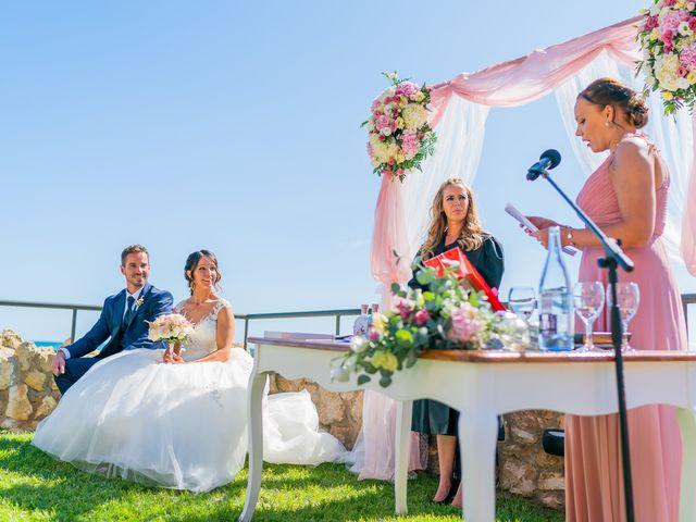 La boda de Israel y Maria en Altafulla, Tarragona 16