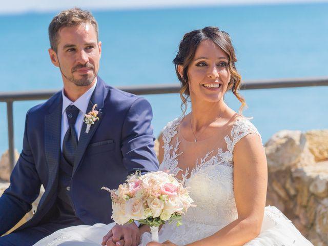 La boda de Israel y Maria en Altafulla, Tarragona 17