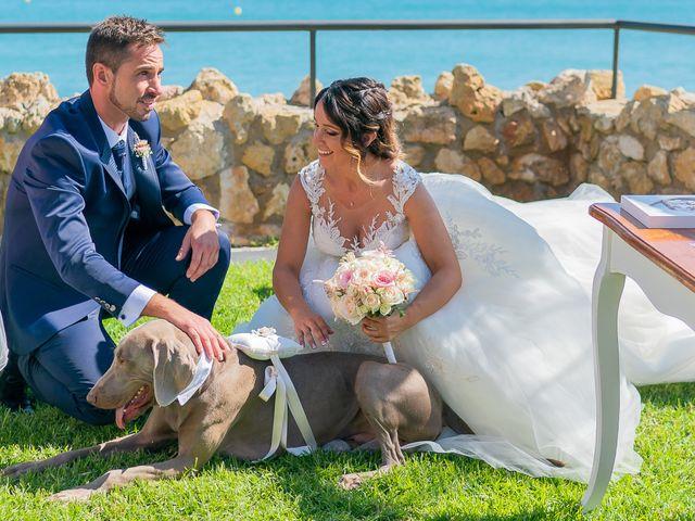 La boda de Israel y Maria en Altafulla, Tarragona 18
