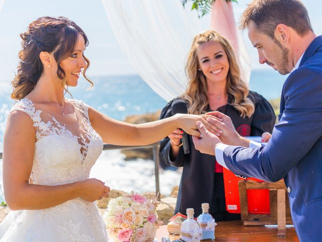 La boda de Israel y Maria en Altafulla, Tarragona 19