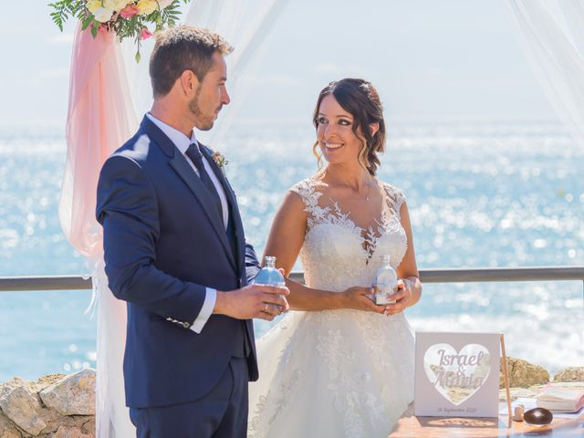 La boda de Israel y Maria en Altafulla, Tarragona 20