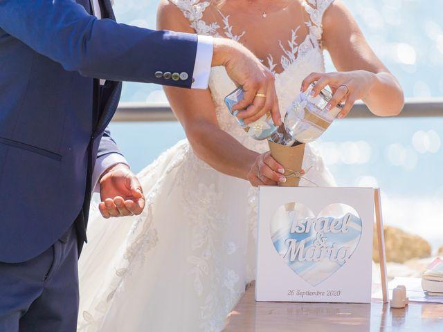La boda de Israel y Maria en Altafulla, Tarragona 21