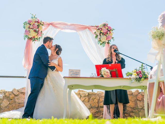 La boda de Israel y Maria en Altafulla, Tarragona 22