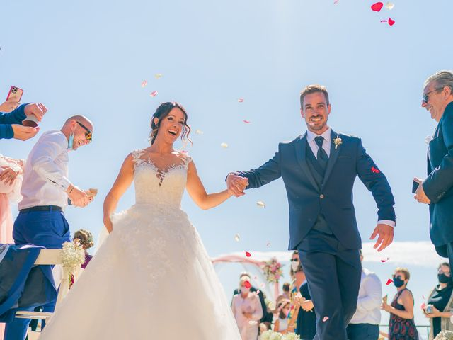 La boda de Israel y Maria en Altafulla, Tarragona 23