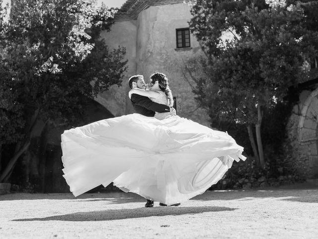 La boda de Israel y Maria en Altafulla, Tarragona 30