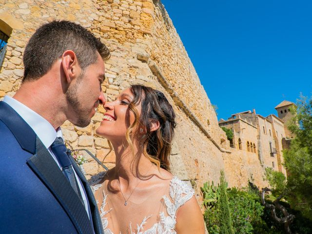 La boda de Israel y Maria en Altafulla, Tarragona 32