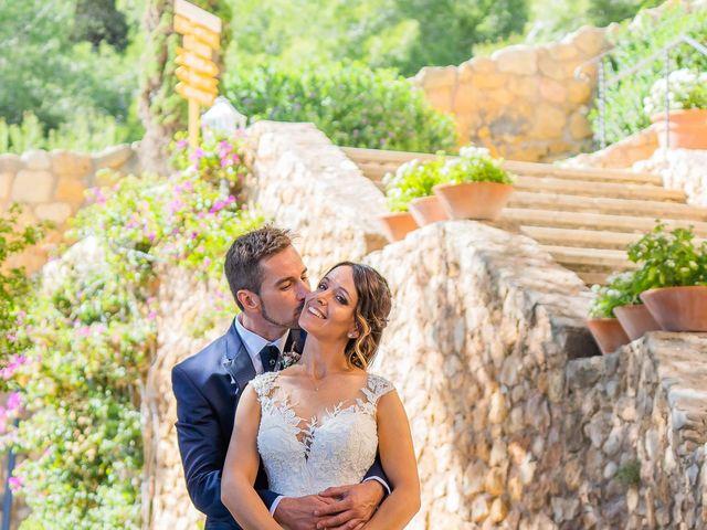 La boda de Israel y Maria en Altafulla, Tarragona 33
