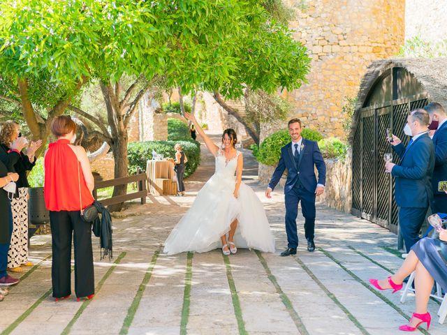 La boda de Israel y Maria en Altafulla, Tarragona 34
