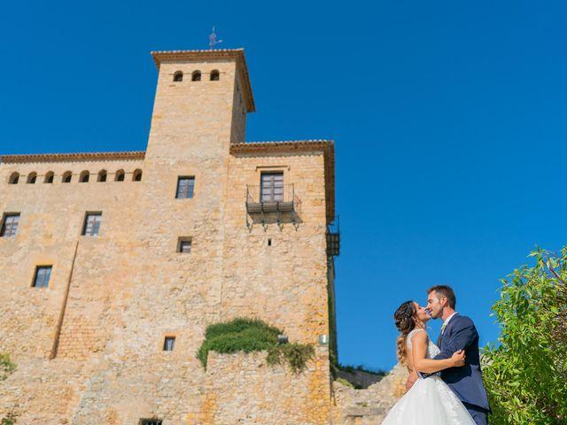 La boda de Israel y Maria en Altafulla, Tarragona 36