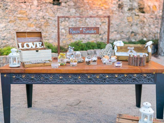 La boda de Israel y Maria en Altafulla, Tarragona 40