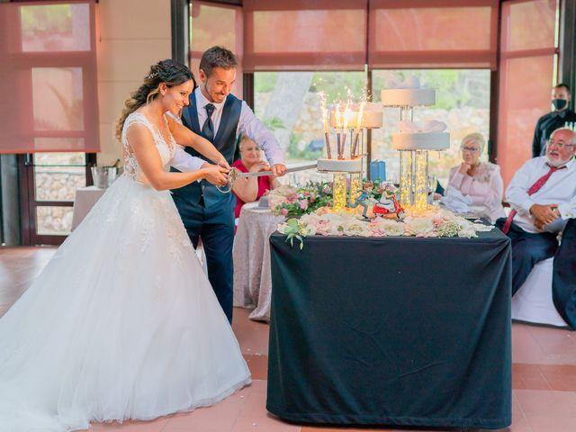 La boda de Israel y Maria en Altafulla, Tarragona 44