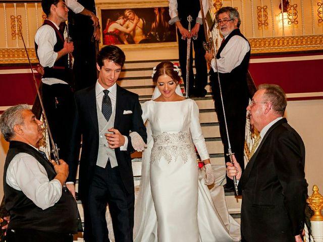 La boda de Juan Antonio  y Rocío  en Sevilla, Sevilla 3