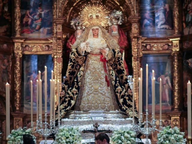 La boda de Juan Antonio  y Rocío  en Sevilla, Sevilla 1