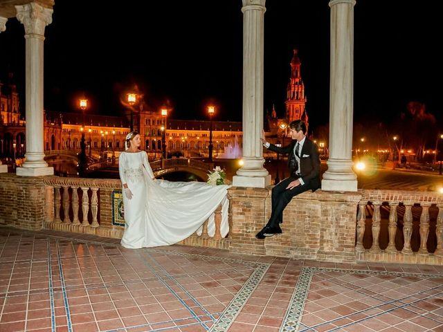 La boda de Juan Antonio  y Rocío  en Sevilla, Sevilla 6