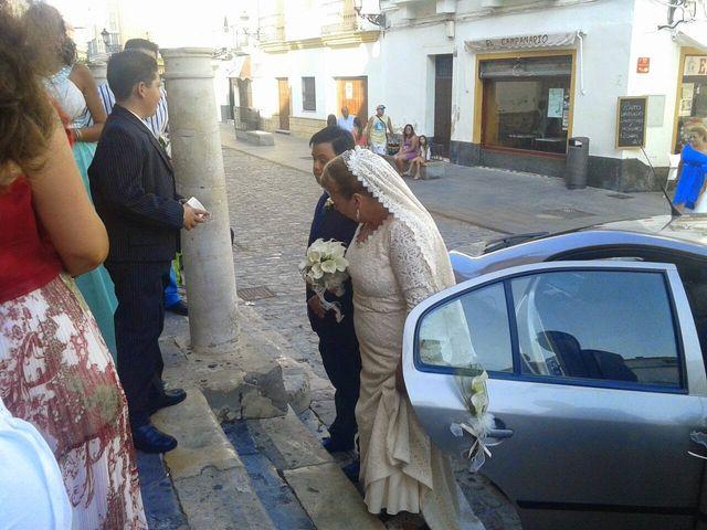 La boda de Cristina  y Antonio  en El Puerto De Santa Maria, Cádiz 2